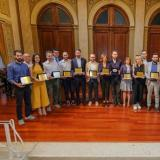 I VINCITORI DEL PREMIO GUIDO VERGANI 2018 CRONISTA DELL'ANNO PREMIATI A MILANO